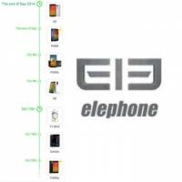 Elephone pubblica la sua roadmap con i modelli in prossima uscita
